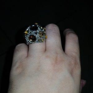 Fashion jewel ring